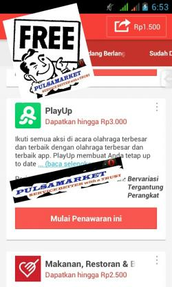 Download Aplikasi Bonus Pulsa