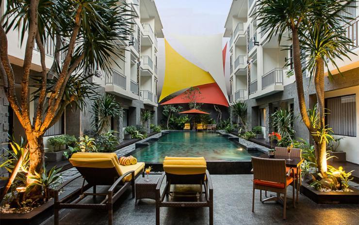 hotel terbaik di Kuta Bali