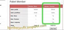 Manfaat Upgrade Member PTC Pulpoin Premium
