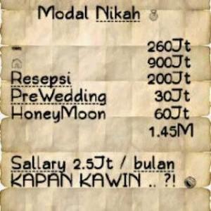 Pinjaman Dana Pernikahan
