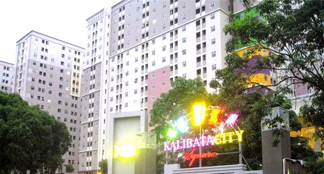 fasilitas di apartemen Kalibata