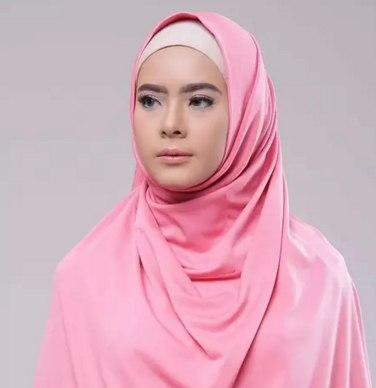 membeli jilbab di online shop