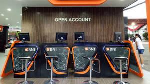 Bank BNI targetkan buka kantor cabang