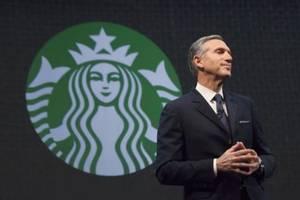 boikot Starbucks akibat pernyataan Howard Schultz