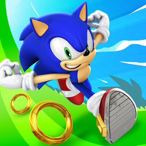 TIPS Sederhana Bermain GAME Sonic Runners Adventure