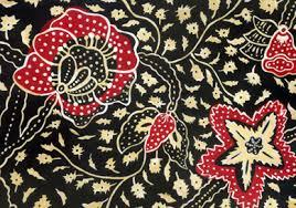 unik teknik batik
