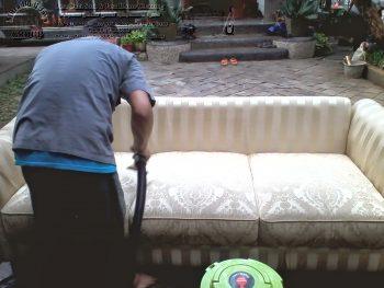 Springbad sofa