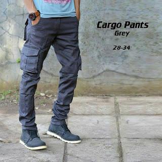 Tampil Trendi Dengan Celana Cargo