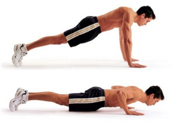 latihan olahraga