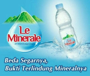 Air Le Minerale