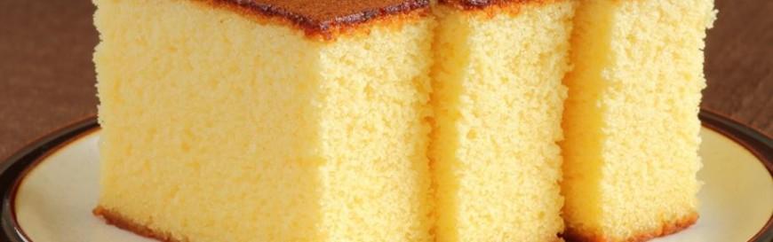 Membuat Kue Spons