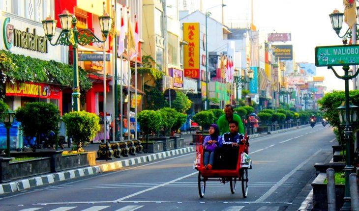 Tempat Terkenal Yogyakarta