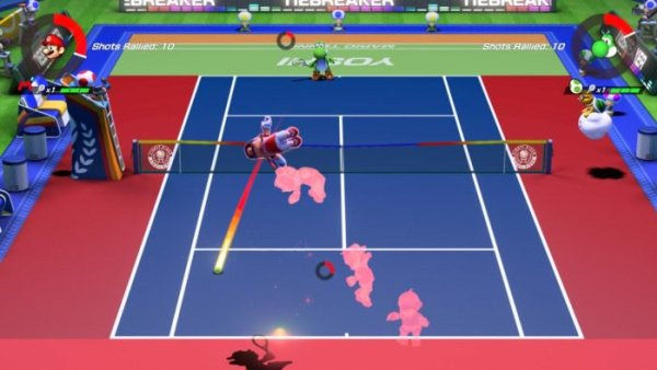 Gim Mario Tennis Aces
