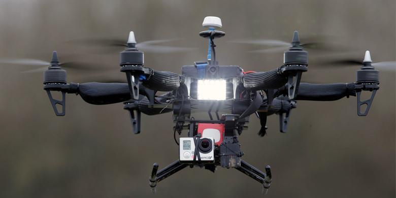 Kota Kaya Minyak Bertaruh pada Drone
