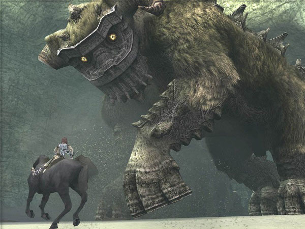 Shadow of the Colossus Tips dan Trik