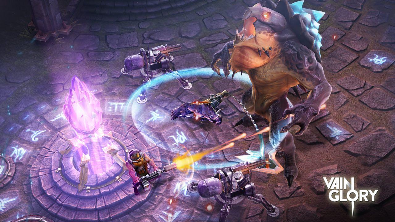 Game Online Vainglory