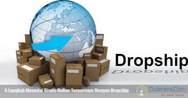 Bisnis Dropshiping