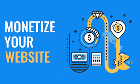 Monetisasi Website