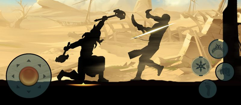 Strategi Shadow Fight 2