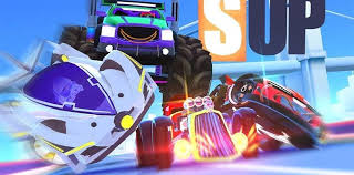 Game SUP Multiplayer Racing Cheats