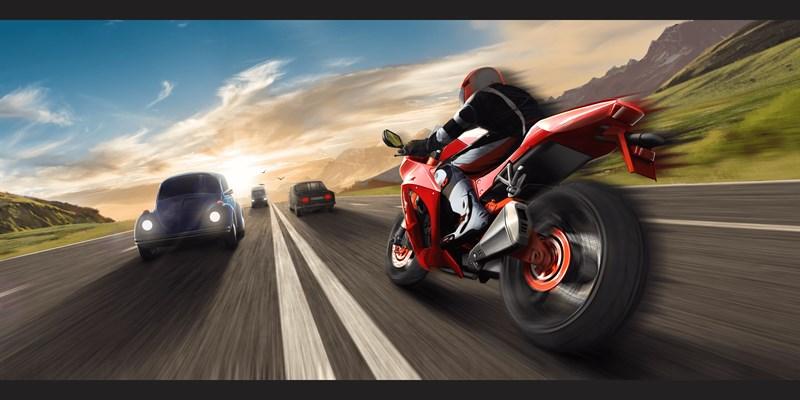 Traffic Rider untuk Android