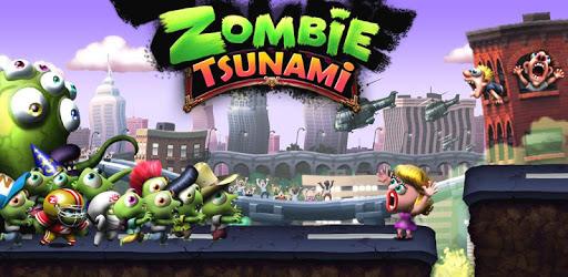 Game Zombie Tsunami