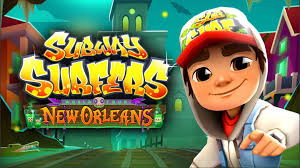 Game subway surfers