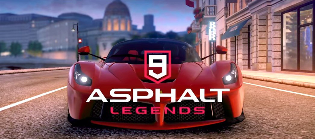 Panduan Game Asphalt 9 Legends