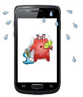 Mengatasi Ponsel yang Terlalu Panas