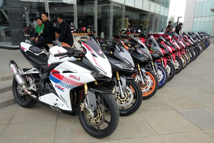 Persewaan Sepeda Motor