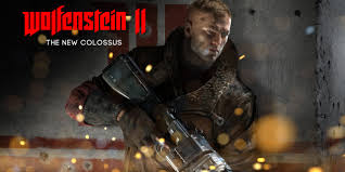 Game Wolfenstein II Colossus