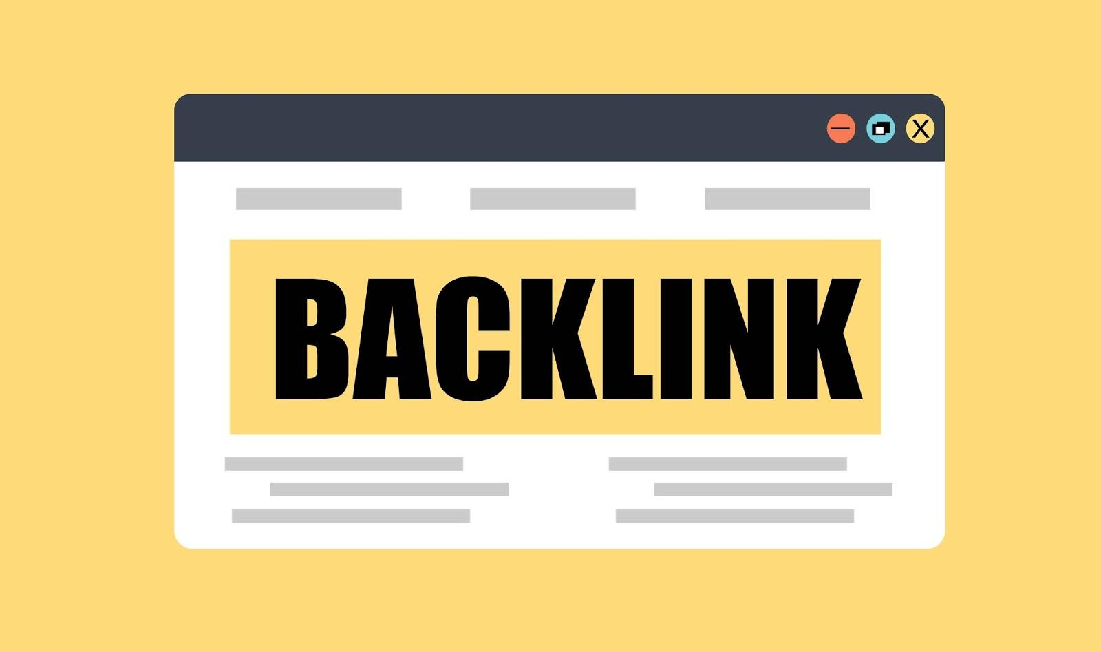 Marketplace Backlink