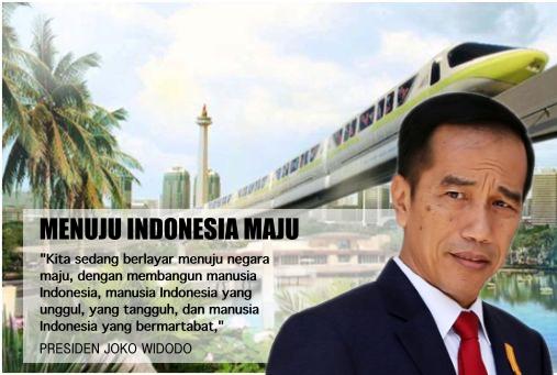Jokowi Indonesia Maju