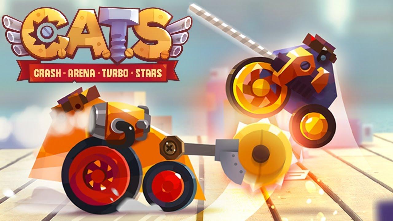 Bermain Crash Arena Turbo Stars