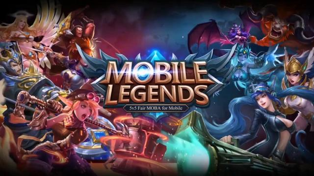 Game Online Mobile Lagend