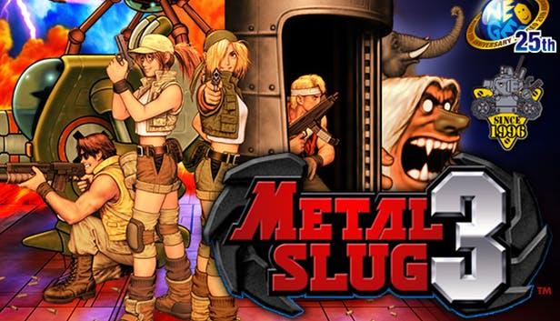 Game Metal Slug