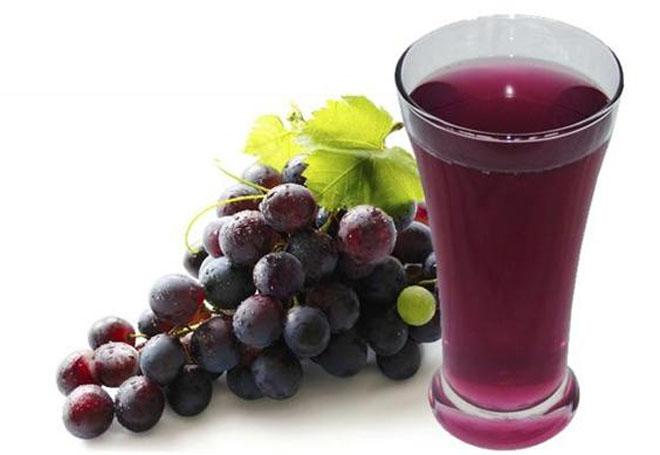 Manfaat Jus Anggur