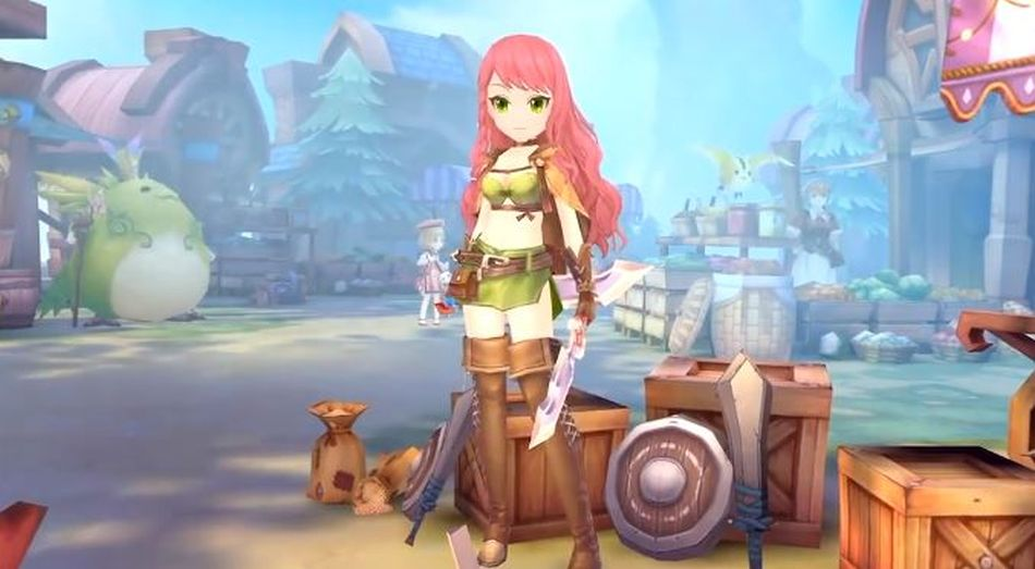 Tales of Wind Warrior