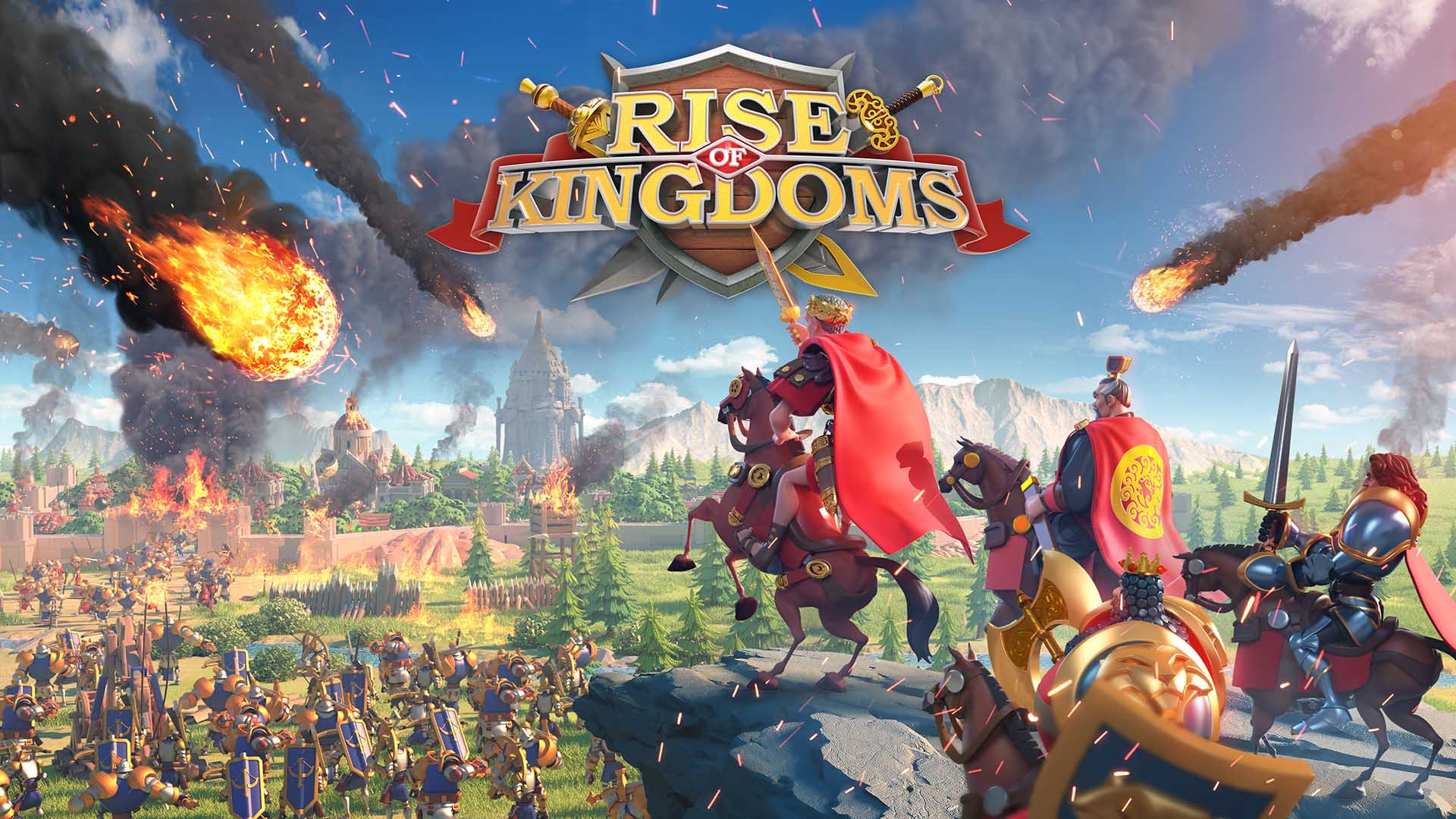 Game Rise Of Kingdoms