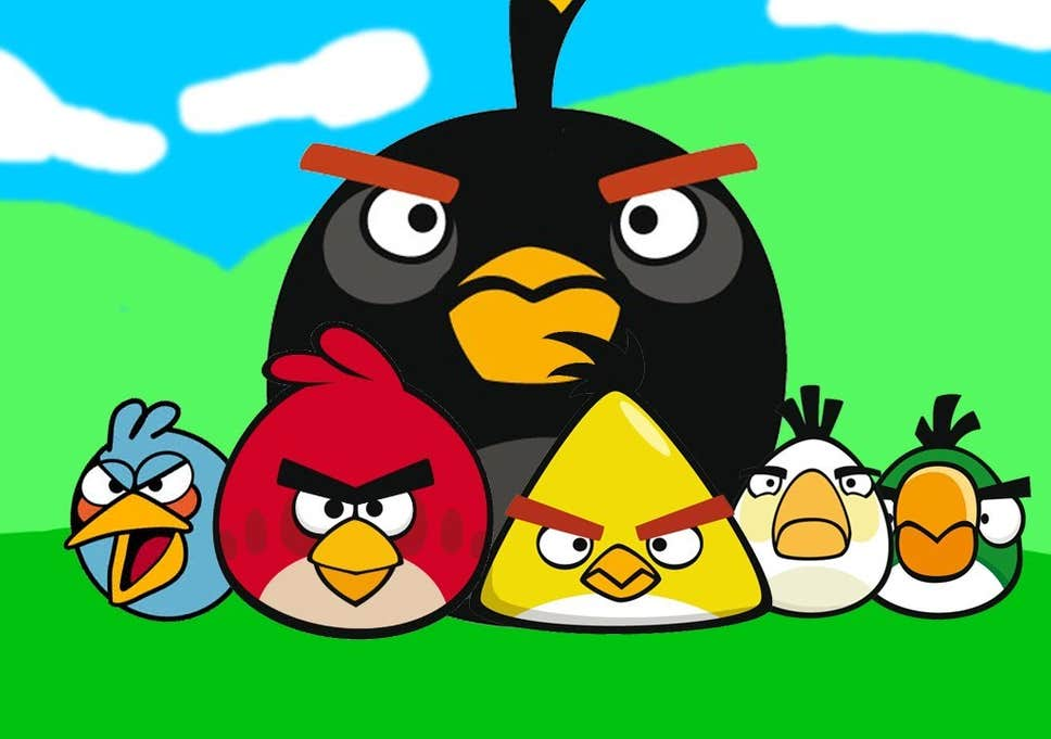 Tips Menang Bermain Game Angry Birds