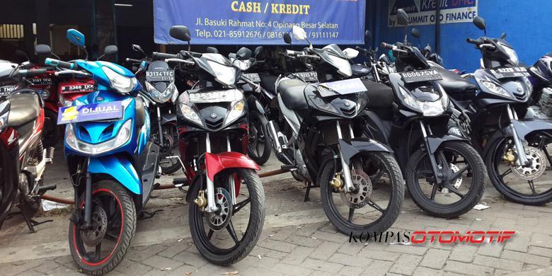 Bisnis Jual Beli Sepeda Motor