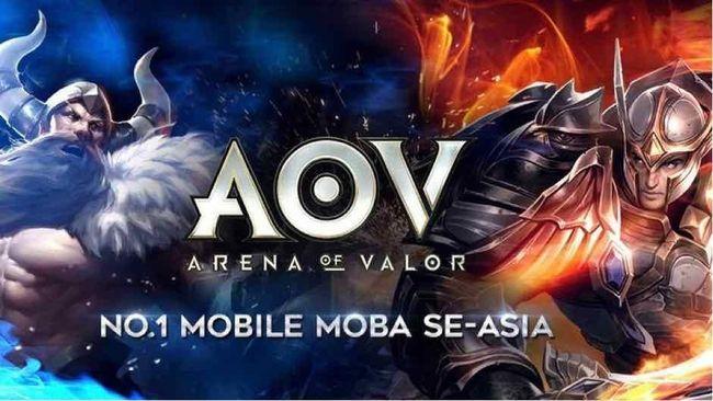 Bermain Arena of Valor