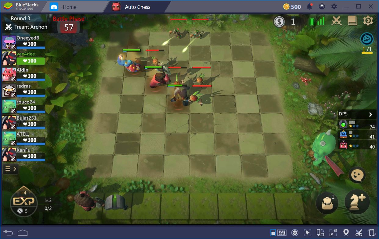 Tips dan Trik Bermain Auto Chess Mobile