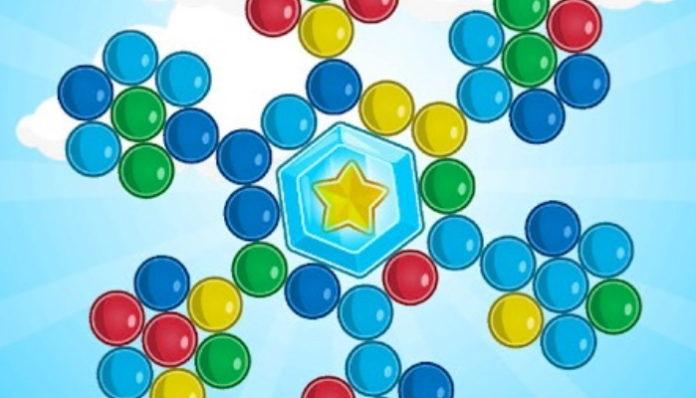 Game Bubble Cloud