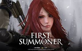 Game First Summoner