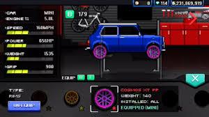 Game Pixel Car