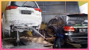 Tempat Cuci Mobil