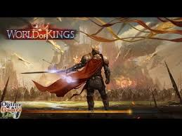 Bermain Game World of Kings