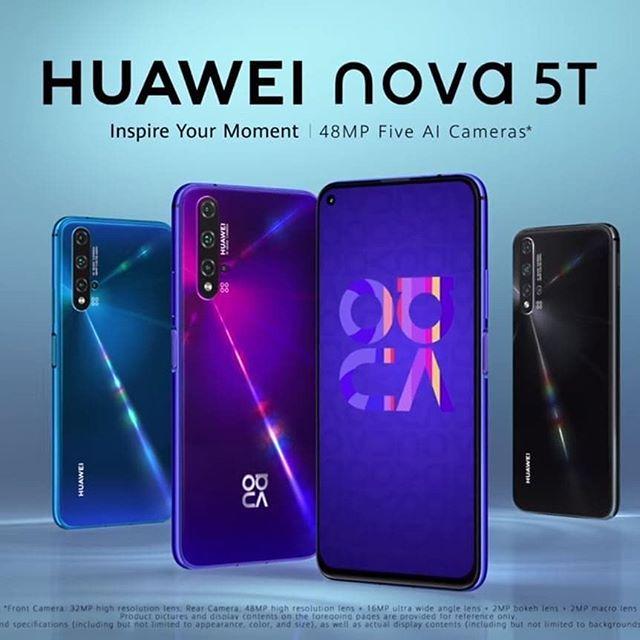 Review Dan Spesifikasi Lengkap Huawei Nova 5T