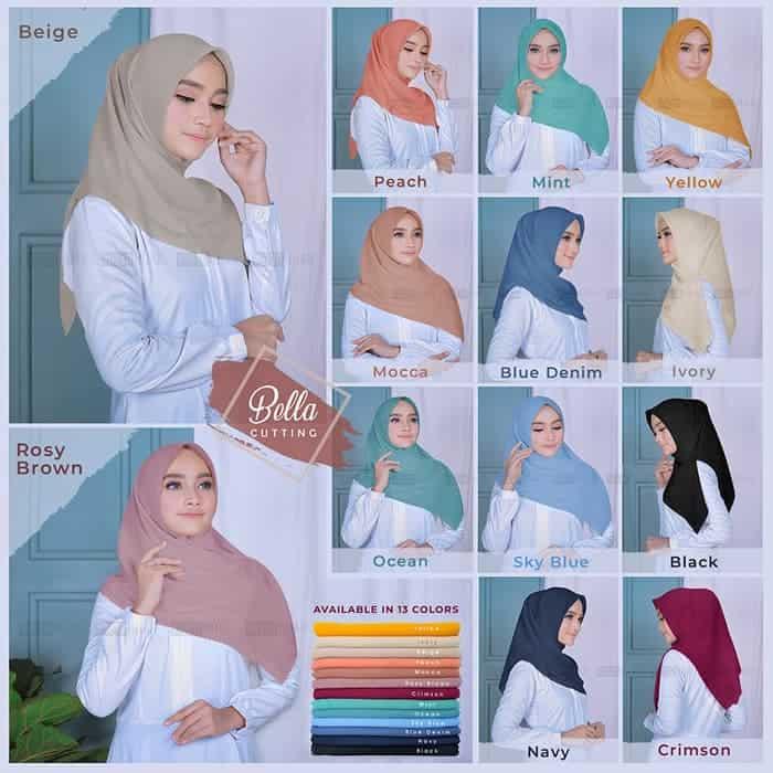 Model Jilbab Terbaru 2020